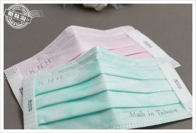 康乃馨PM2.5 Z摺口罩3層過濾