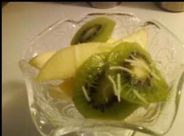 Apple And Kiwi Salad