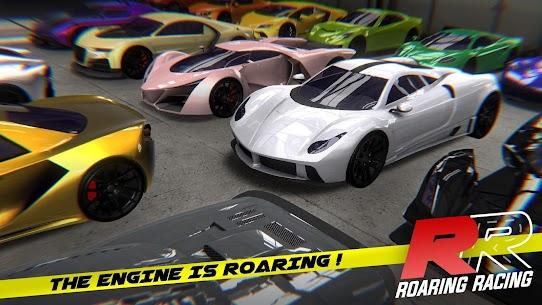 Roaring Racing MOD (Unlimited Rewards) 1