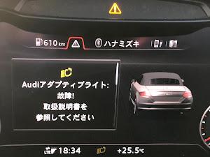 TT ロードスター FVCHHF S Line パッケージのカスタム事例画像 GOI☆CHIさんの2018年06月09日21:10の投稿