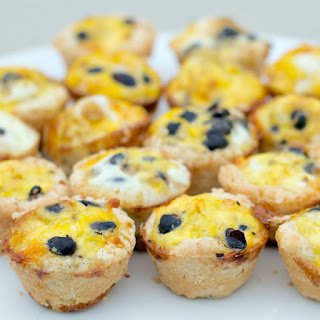 Southwestern Mini Quiches Recipe