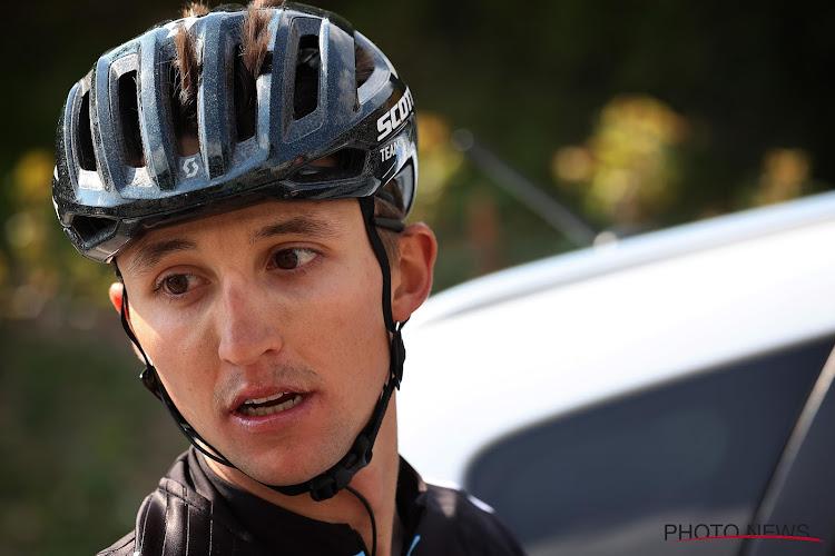 """Nummer 2 uit de Giro van vorig jaar staart zich in 2021 niet blind op een uitslag: """"Wil kunnen rijden op zelfde niveau"""""""