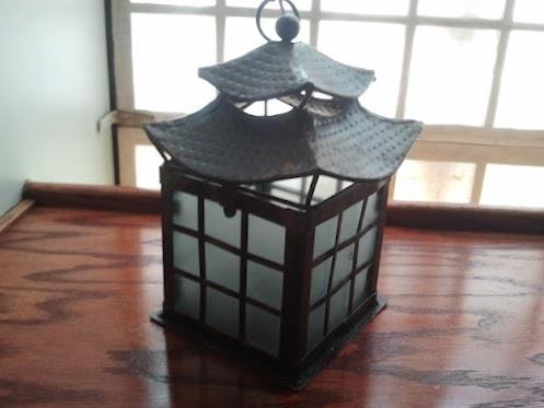 wedding planning - lantern black