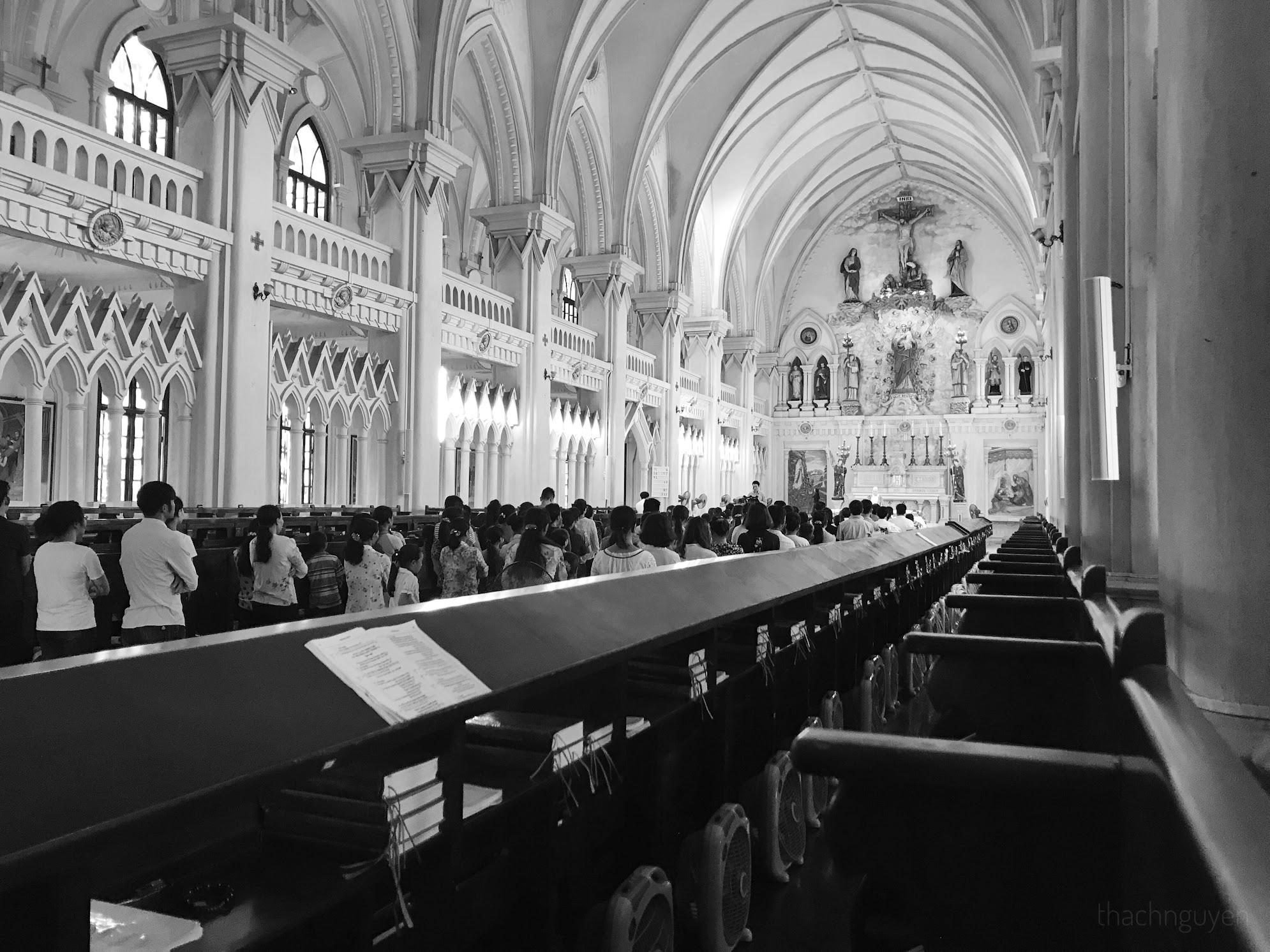 nơi cầu nguyện của các tu sỹ