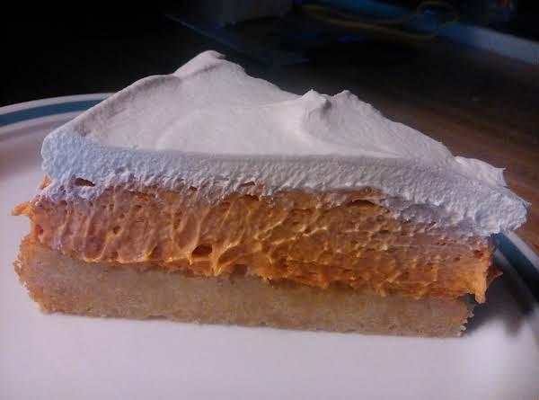Almost No Bake Pumpkin Dessert