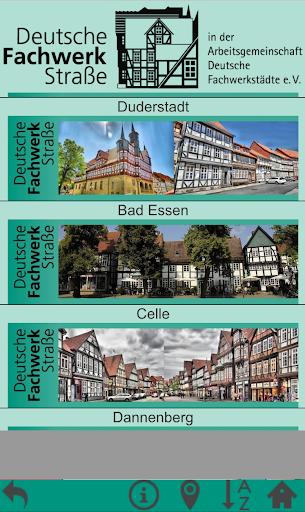 Deutsche Fachwerkstraße- DFS