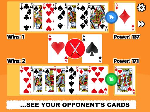 War - Card War 2.7 screenshots 10