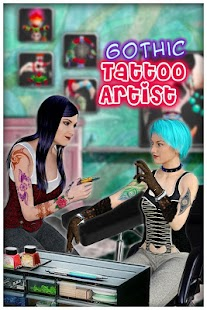 Gothic Tattoo Artist: Princess Fashion Studio - náhled