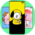 Cute BT21 Wallpapers icon
