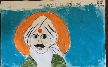 Photo: Sruthi Suresh - Age 8