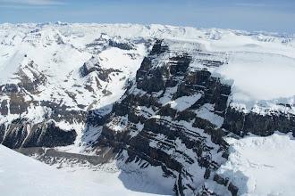 Photo: Mt. Stutfield.