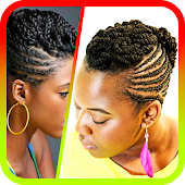 Easy African Braids