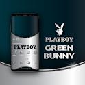 Playboy Green Bunny Theme icon