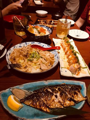 超級好吃! 毛毛蟲壽司必點🐛🍣 #酒很好喝✌🏻