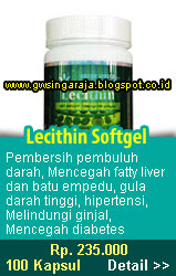lecithin softgel