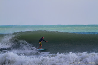 Photo: Nice overhead waves
