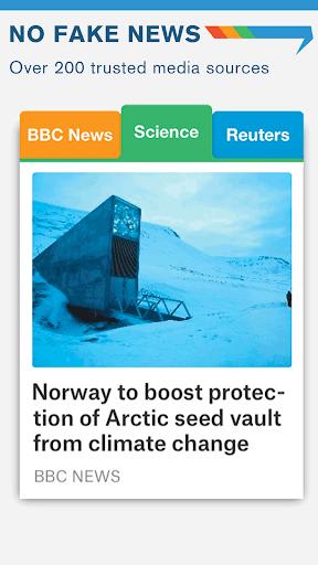 SmartNews: Trusted News & Breaking News Headlines Screenshot