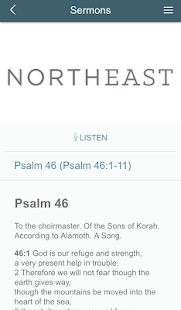 Northeast Christian Church- screenshot thumbnail