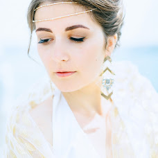Wedding photographer Dasha Samarceva (samartseva). Photo of 03.04.2018