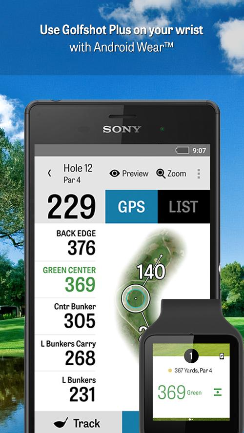 Golfshot Plus: Golf GPS- screenshot