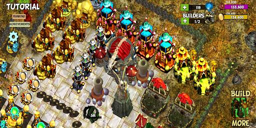 u2623ufe0f Clash Of Orcs u26faufe0f City Building Defense War TD 3.42 androidappsheaven.com 19