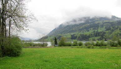 Photo: Day 40 - As We Left Hintersee in the Rain