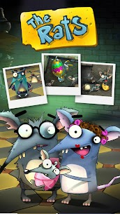 The Rats – Build a Cheese Empire: Online Game  Apk Download For Android and Iphone 1