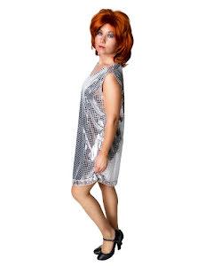 Discoklänning