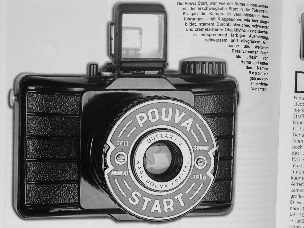 Musteraufnahmen mit der 6x6 Rollfilm-Kamera Pouva-Start