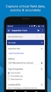 ProntoForms - Mobile Forms - náhled