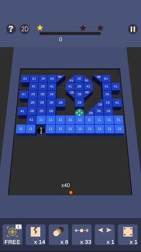 Bricks n Balls Breaker 3D - Puzzle Crusher 1.3.2 screenshots 3