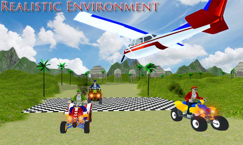 Extreme Quad Bike Atv Racing 3d Android Apps On Google Play
