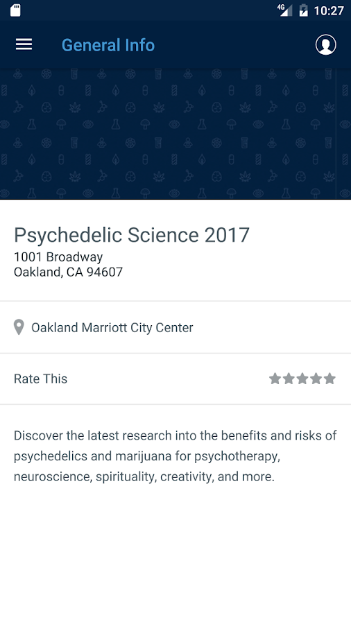 Psychedelic Science 2017- screenshot
