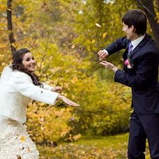 Wedding photographer Andrey Vasilchenko (vas0285). Photo of 22.10.2012