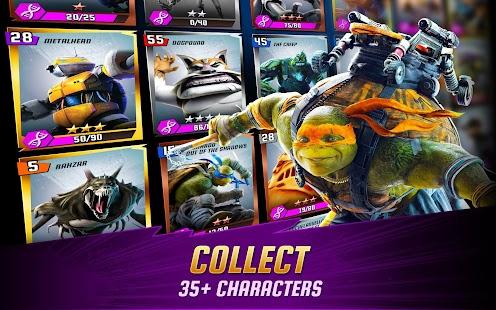 Ninja Turtles Legends Android Apk