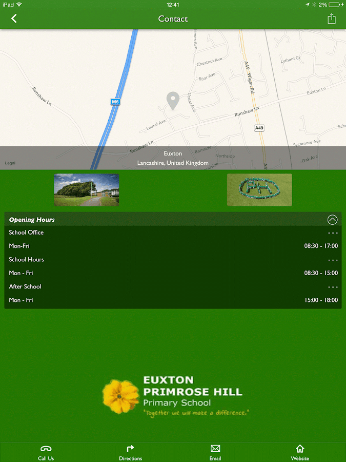Euxton Primrose Hill- screenshot