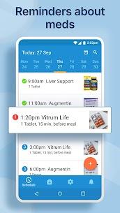 Pills Time Medication Tracker & Pill Reminder v1.9.7 (Pro) 2