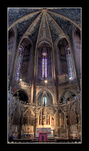 Photo: Albi, Catedral St. Cecile (HDR)