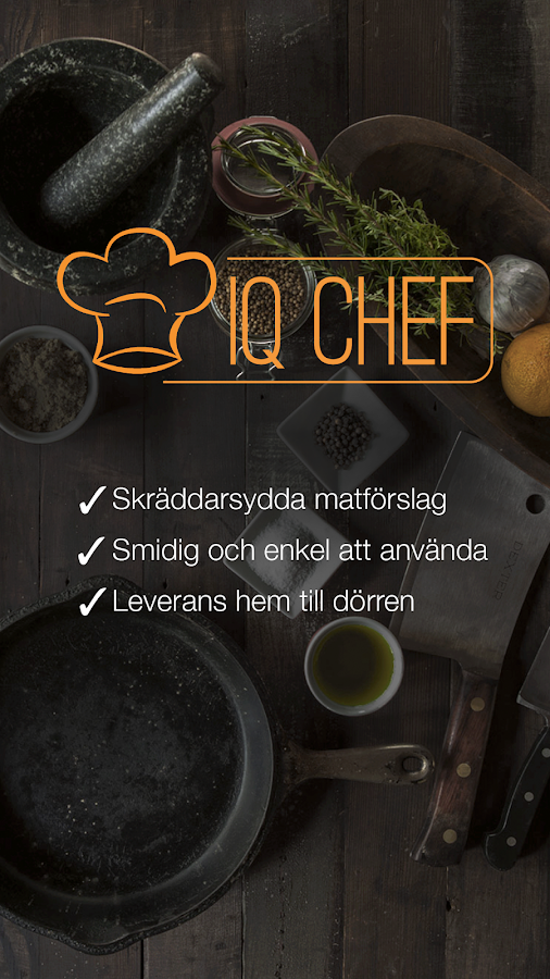 IQ Chef- screenshot