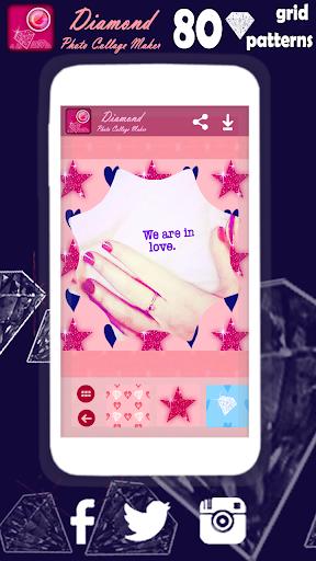 玩攝影App|钻石 照片拼貼製作免費|APP試玩