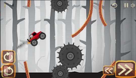Truck Stunt Zone - náhled