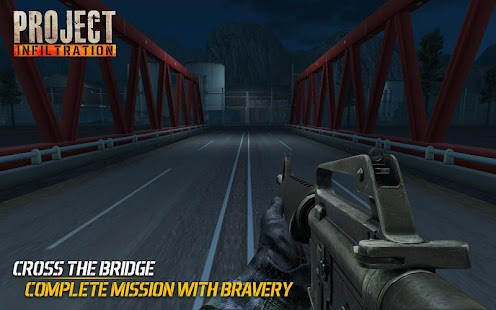 Mission Infiltration: Free Shooting Games 2020 Screenshot