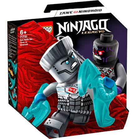 Lego Ninjago Episkt stridsset - Zane mot nindroid