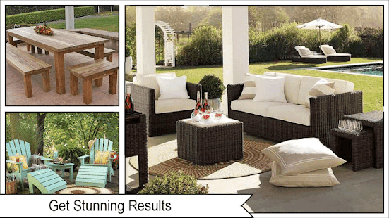 Best Outdoor Patio Furniture Ideas - náhled