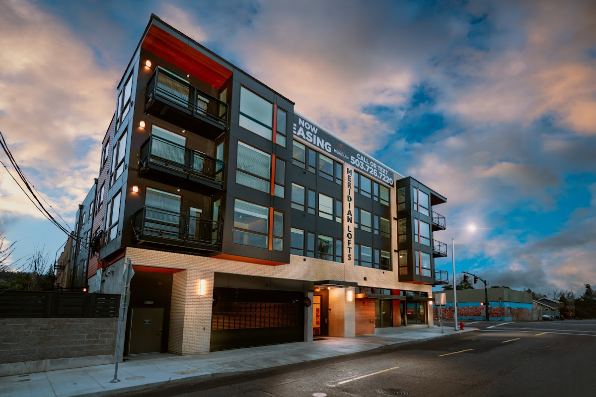 Meridian Lofts • Portland Apartment Living