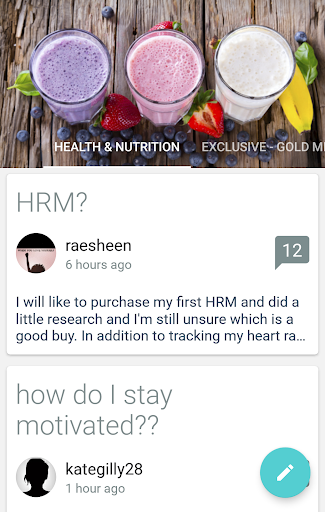 MyPlate screenshot