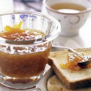 Peach Marmalade Recipe