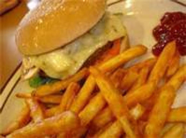 Dilly  Burgers Recipe