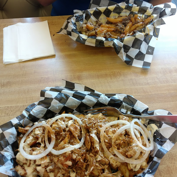 Photo from No Forks Cheese Steaks & More