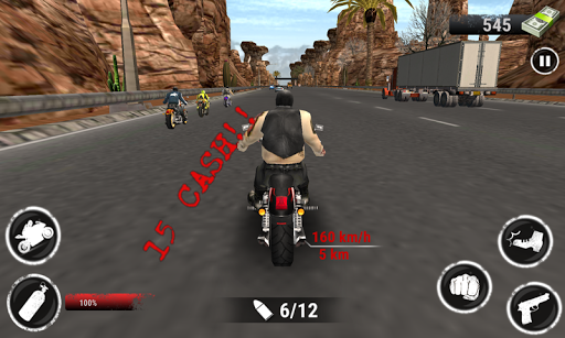 VR Highway Racing Stunt Rider -VR Bike Attack Race for PC